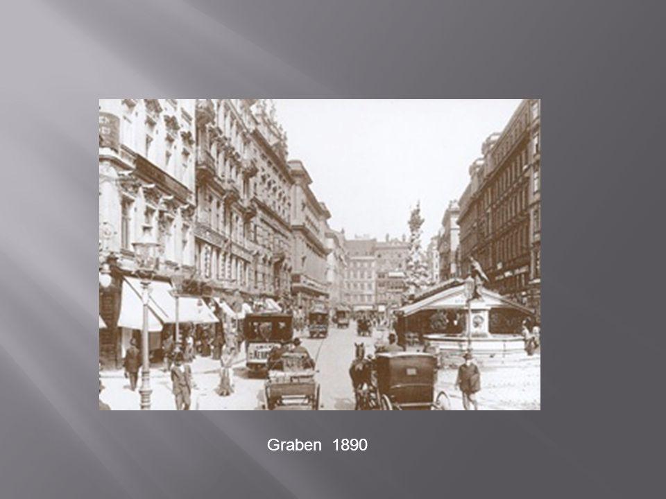Graben 1890