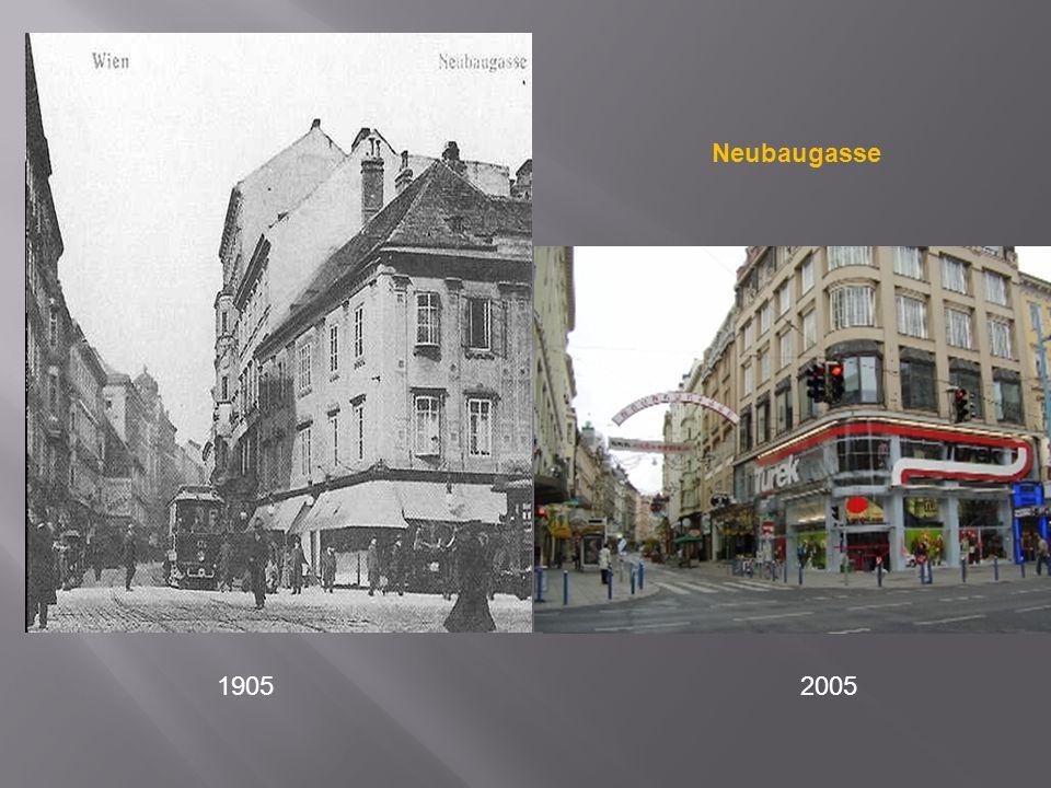 1905 2005 Neubaugasse