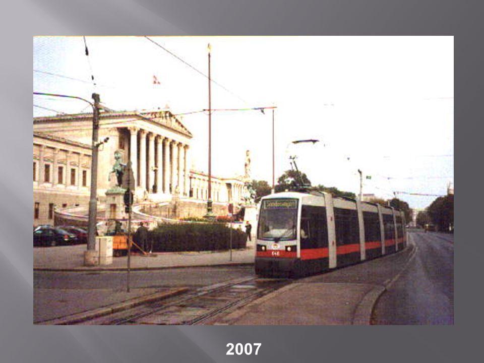 1900 2005 Margarethen Platz