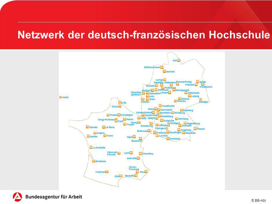 © BB-Abi Netzwerk der deutsch-französischen Hochschule