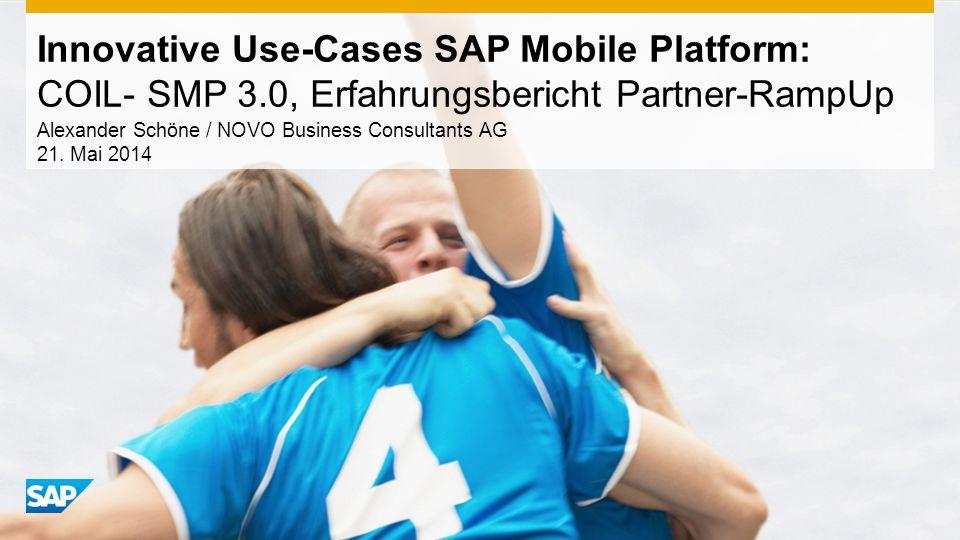 ©2014 SAP (Schweiz) AG. All rights reserved.12 Systeme und Komponenten