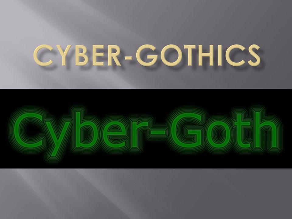  Cybers legen Wert auf einen futuristischen Kleidungsstil.