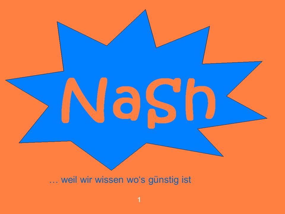 Inhaltsverzeichnis: Inhalt: - Unsere Geschäftsidee - Wie funktioniert NaSh.