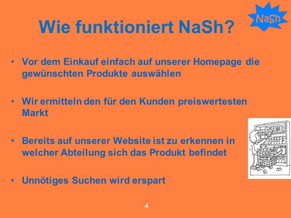 Wie funktioniert NaSh.