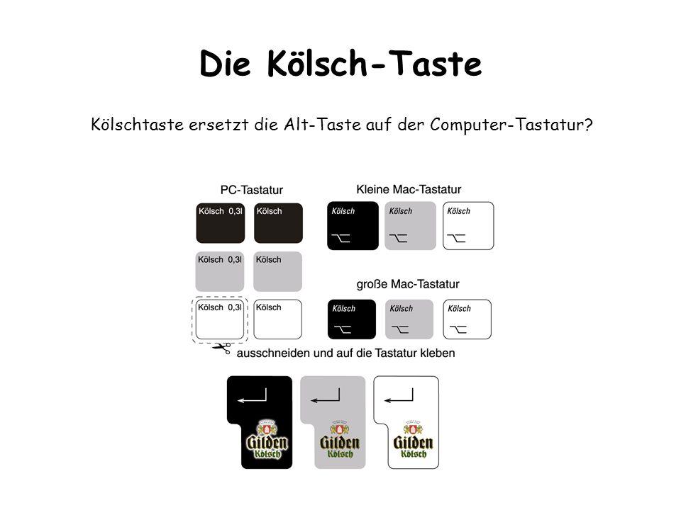 Köbes Ein typischer Kölner Kellner wird seit jeher von allen nur Köbes genannt.