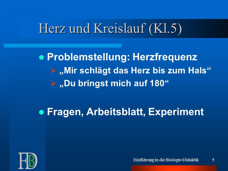 """Einführung in die Biologie-Didaktik6 Flügel - Auftrieb (Kl.6) (Einfachst-)Beispiel für  Demonstrationsexperiment  """"Nature of Science  Wechsel von Hypothesen und Versuchen  Modellanwendung"""