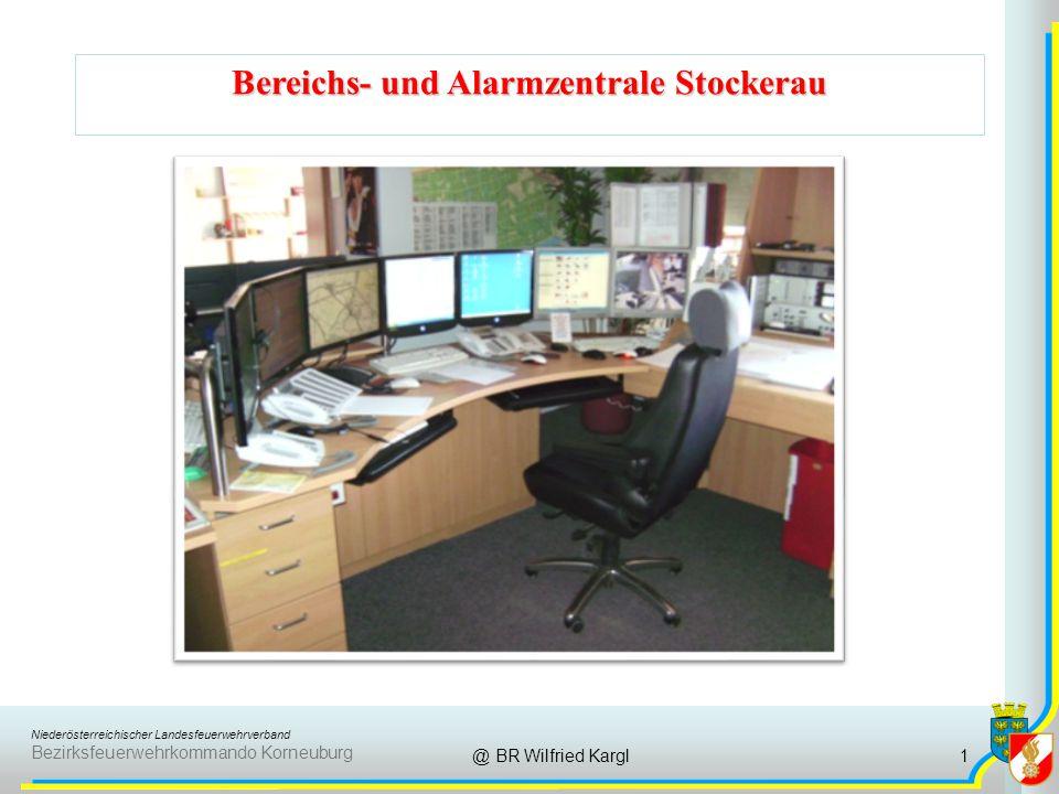 Niederösterreichischer Landesfeuerwehrverband Bezirksfeuerwehrkommando Korneuburg Bereichs- und Alarmzentrale Stockerau @ BR Wilfried Kargl1