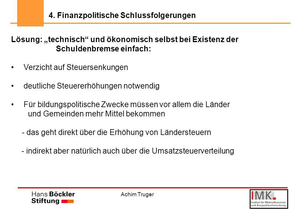 Achim Truger 4.