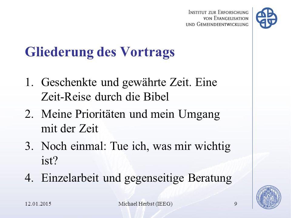 12.01.2015Michael Herbst (IEEG)40