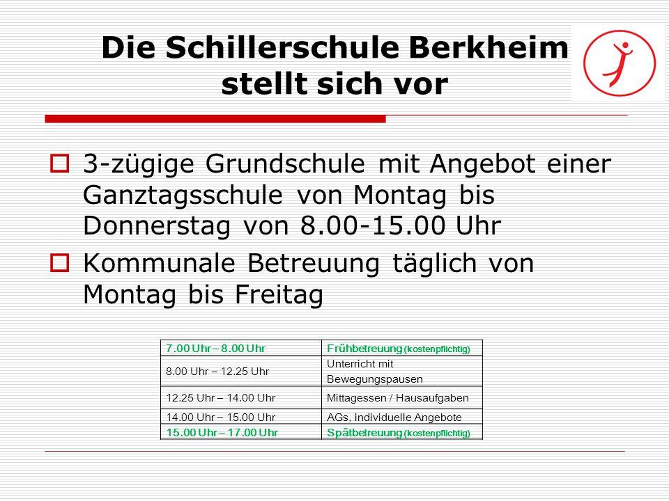 Grundschulbetreuung  Frühbetreuung: Montag bis Freitag, 7.00 Uhr bis 8.00 Uhr  Spätbetreuung: Montag bis Freitag, 15.00 Uhr bis 17.00 Uhr  Grundschulbetreuerinnen: Frau Müller, Frau Drüker-Etgens, Frau Wiedemann und Frau Maier