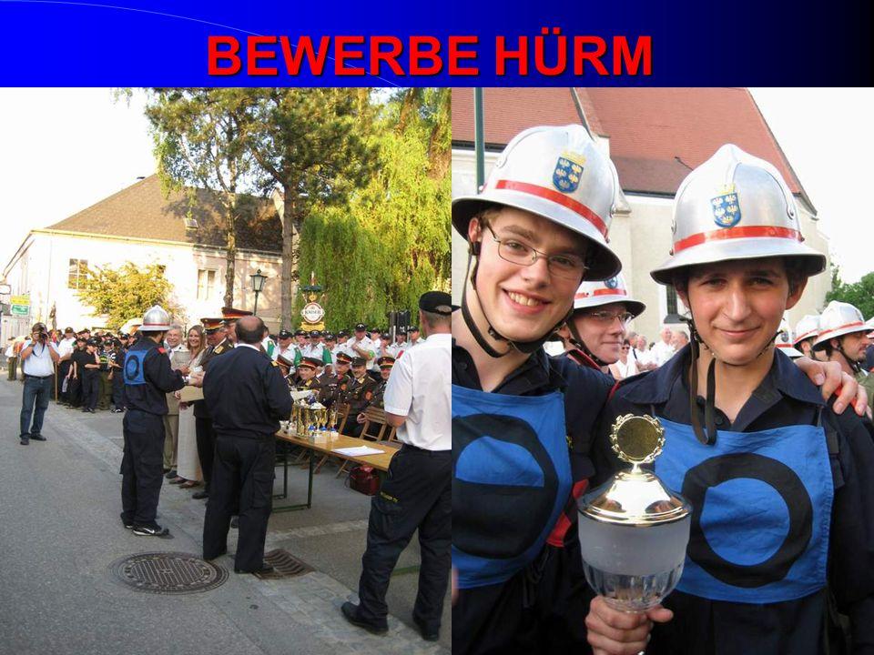 BEWERBE HÜRM