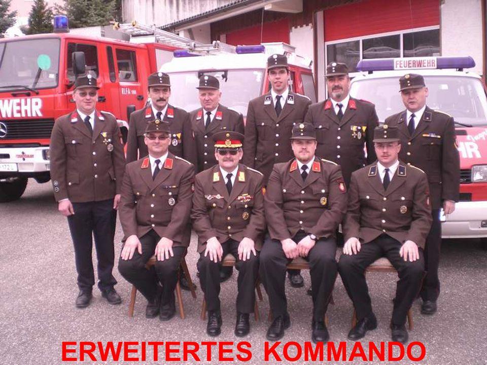 ERWEITERTES KOMMANDO