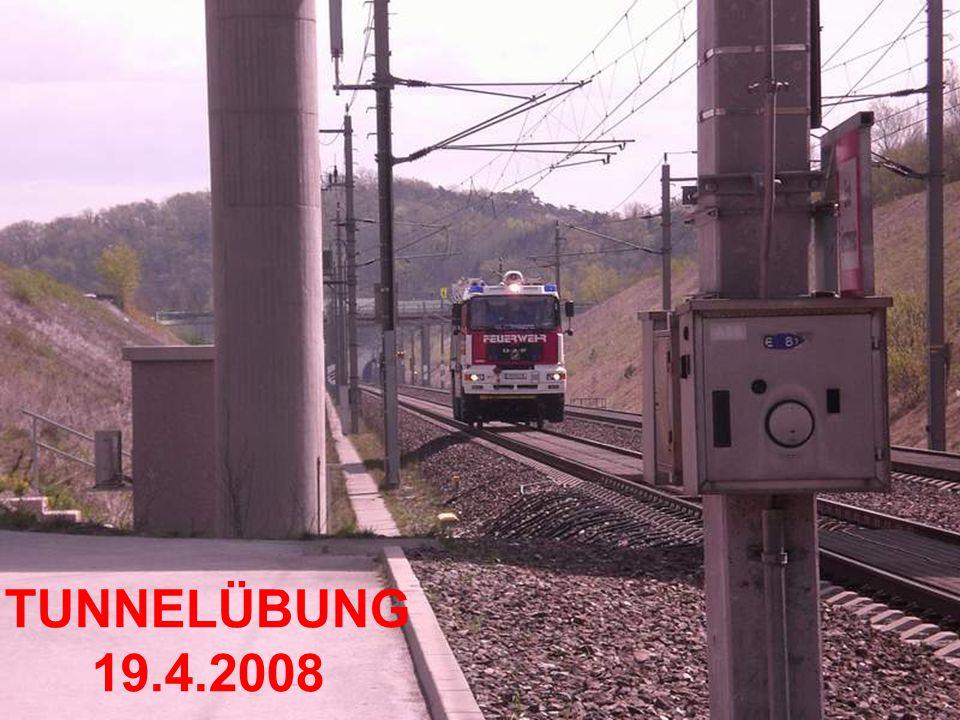 TUNNELÜBUNG 19.4.2008