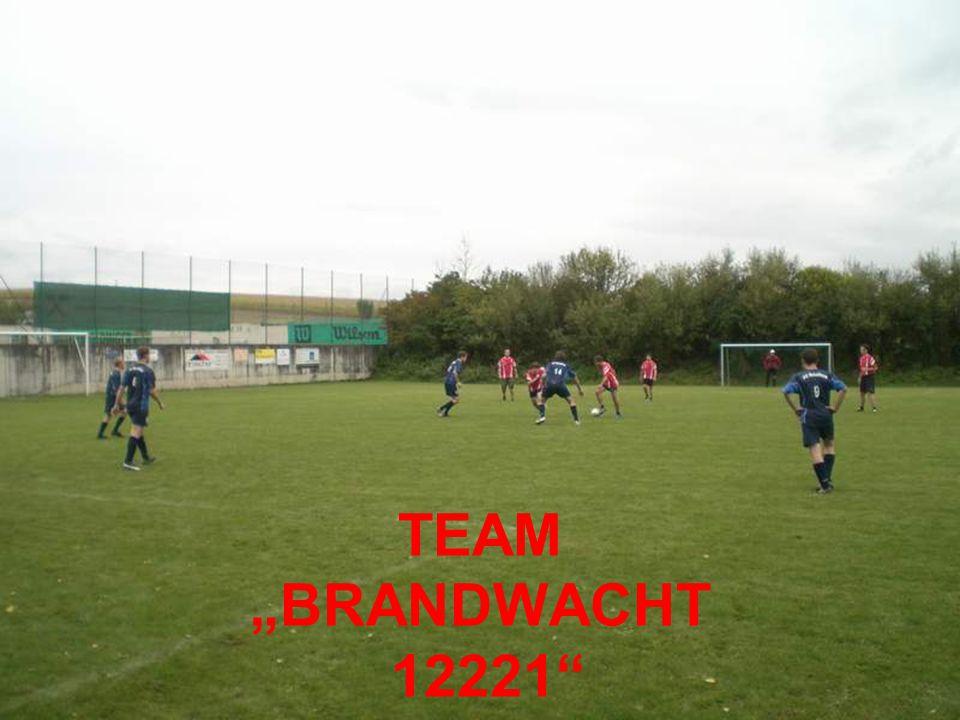 """TEAM """"BRANDWACHT 12221"""