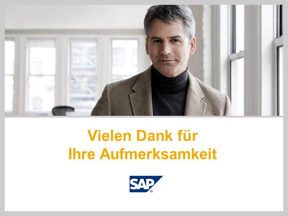 © SAP 2008 / Seite 45 Vielen Dank für Ihre Aufmerksamkeit