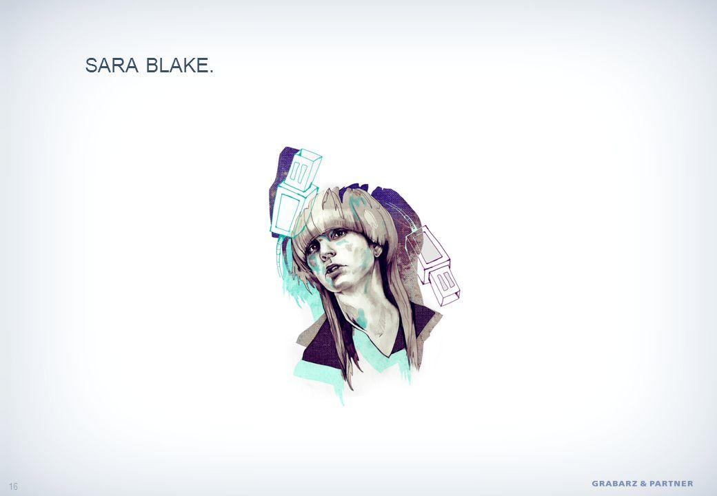 SARA BLAKE. 16