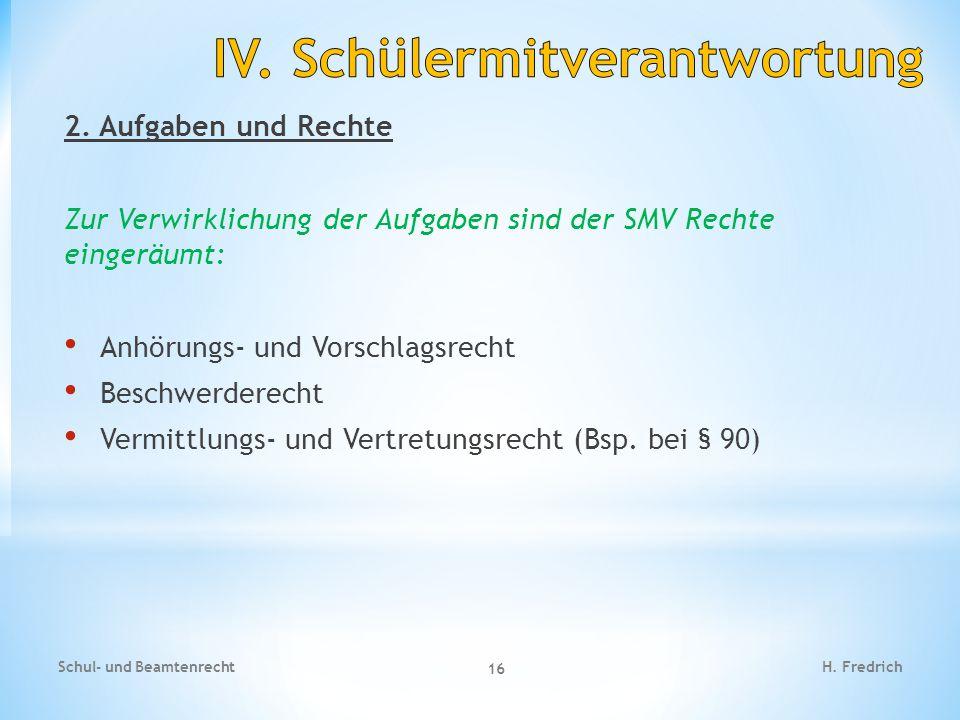 3.Verbindungslehrer § 68 Abs.