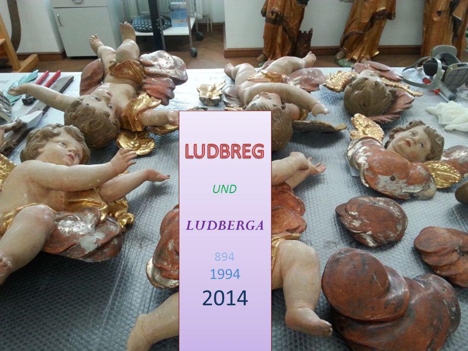 Ludbreg Ludberga und das Centrum Mundi wünscht ein frohes weiteres Millennium …