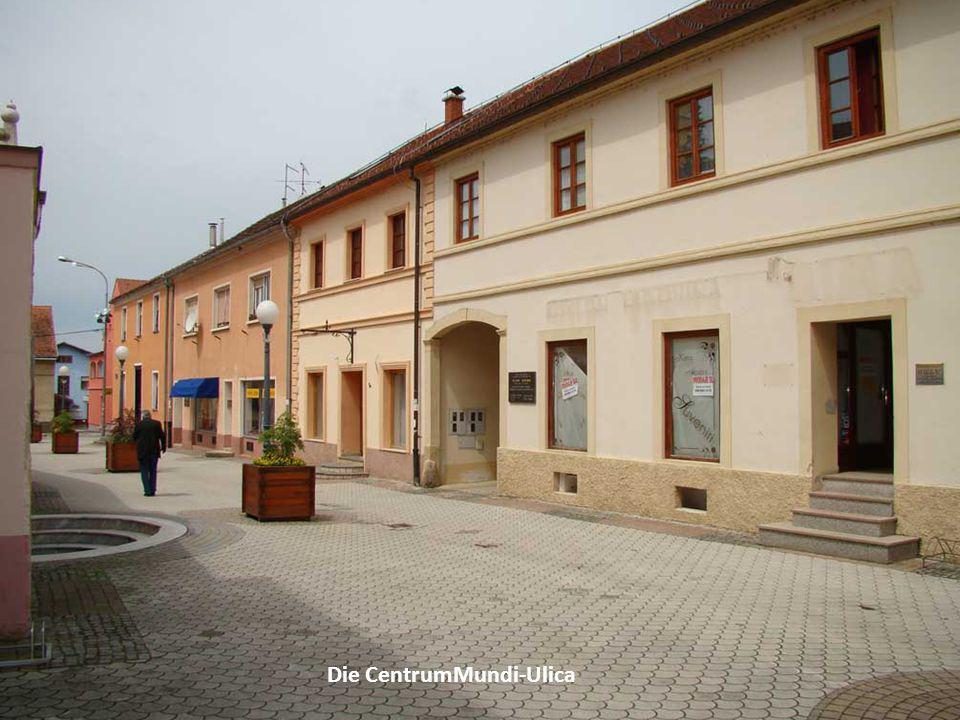 Die CentrumMundi-Ulica