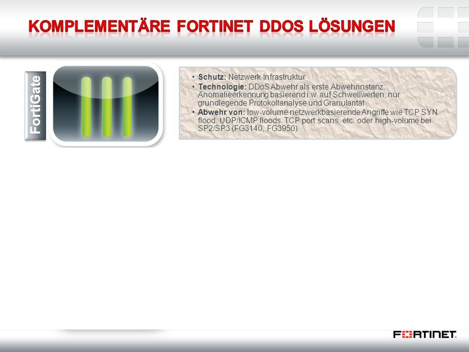 28 Schutz: Netzwerk Infrastruktur Technologie: DDoS Abwehr als erste Abwehrinstanz; Anomalieerkennung basierend i.w.