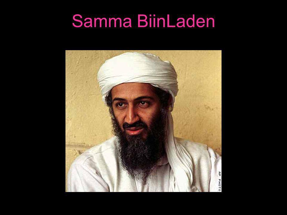 Samma BiinLaden