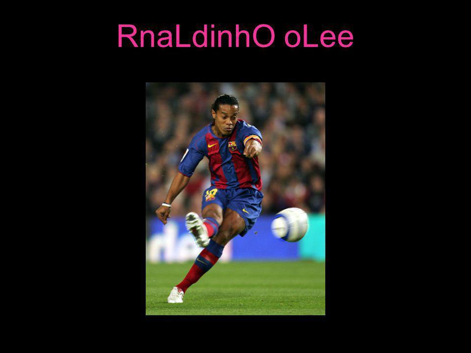 RnaLdinhO oLee