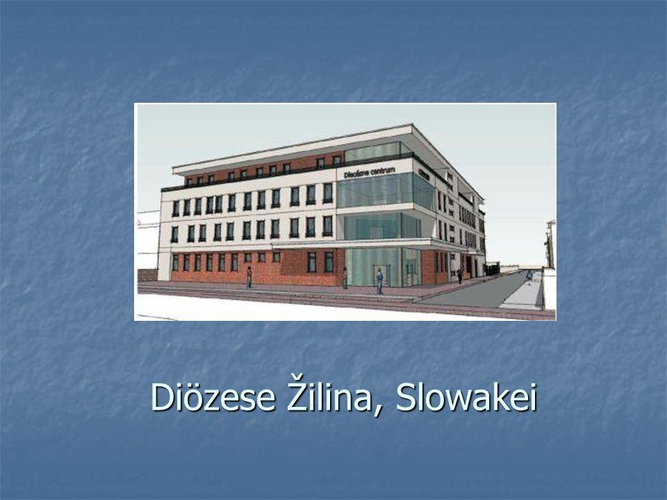 Diözese Žilina, Slowakei