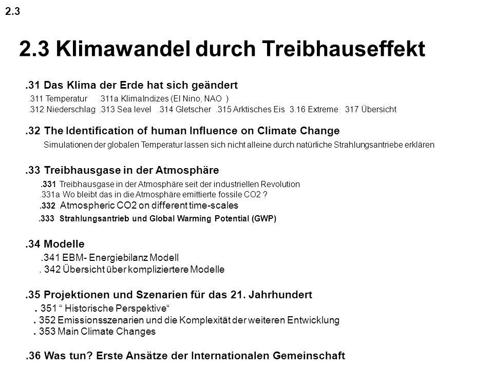 Schneedecken der Hochgebirge bis 2100 AD: Die heutigen Abflussmengen (oben) sind den Prognosen für 2100 gegenüber gestellt.