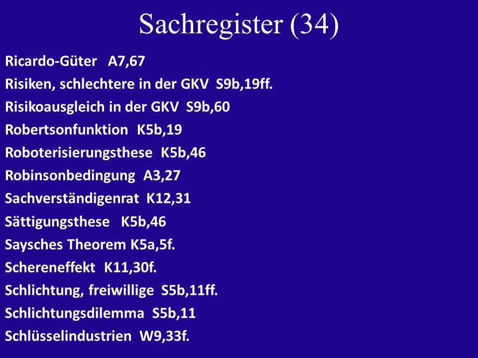 Sachregister (35) Schuldenmoratorium A6,28 A10,13 Schumanplan A11,16f.