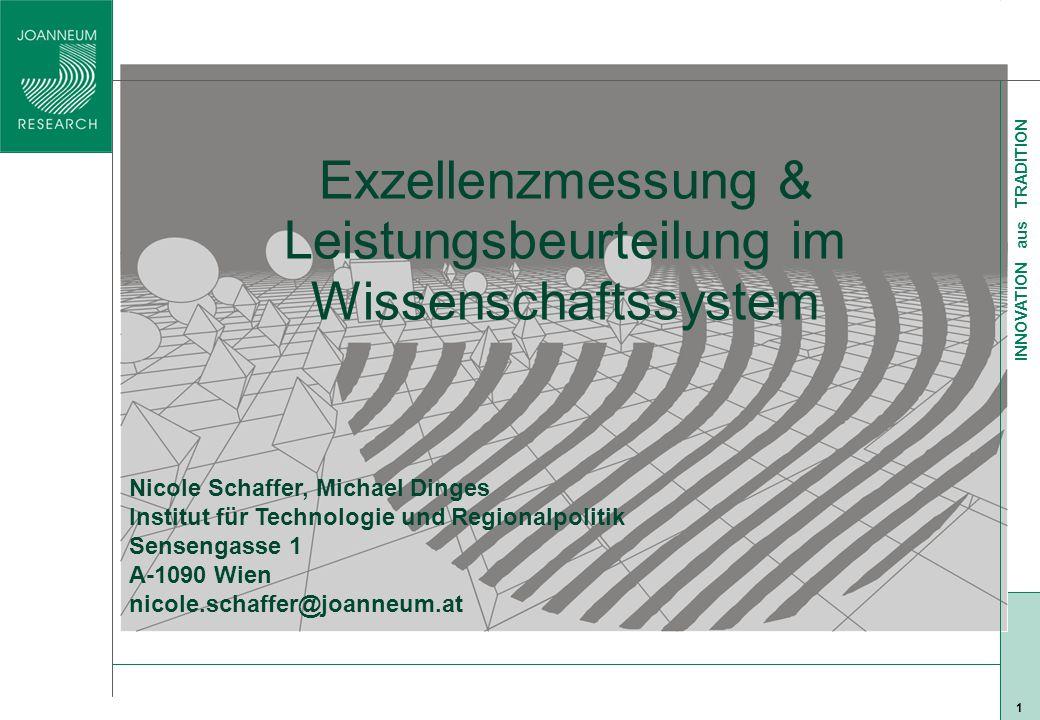 ISO 9001 zert 2 Inhalt: Gender und Exzellenz - Kontext und Strategien - Definitionen und Operationalisierung - Umsetzung in Finanzierung und Förderung - Effekte - Schlussfolgerungen & Ausblick