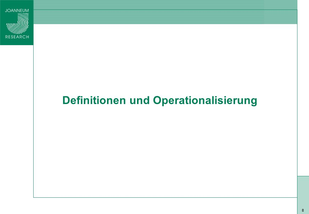 ISO 9001 zert 29 Quality vs.