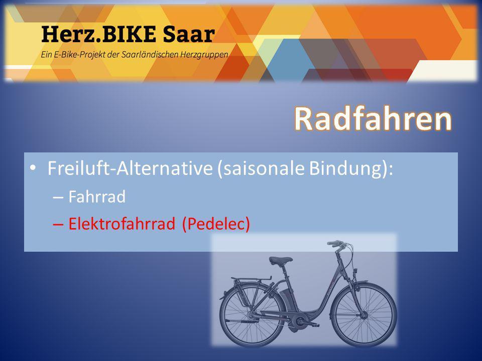 Herz.BIKE Saar Freiluft-Alternative (saisonale Bindung): – Fahrrad – Elektrofahrrad (Pedelec)
