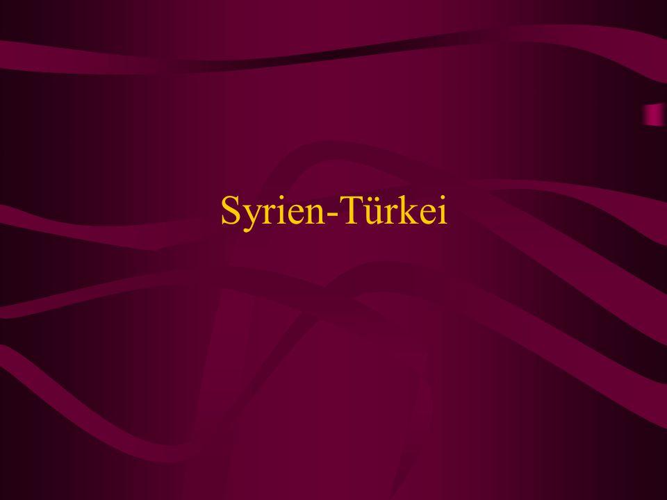 Gliederung Syrien Bürgerkrieg in Syrien Konflikt zwischen Türkei und Syrien Reaktion der Welt Beziehung zwischen Syrien-Russland NATO Quellen