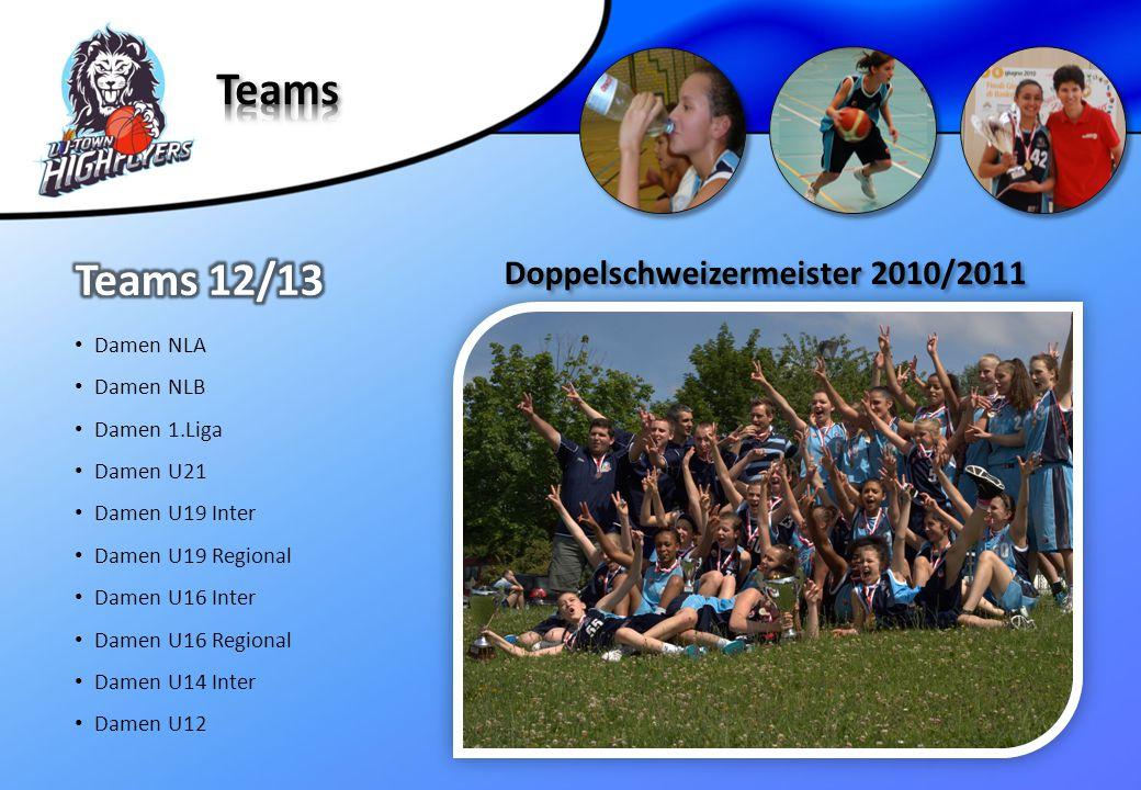 Neugegründete Plattform (2005) für Talente und leistungsorientierte Spielerinnen der Innerschweiz Professionelle Betreuung in allen Themenbereichen: Basketball, Athletik, Medizin, Schule, Karriere, Persönlichkeitsentwicklung ca.