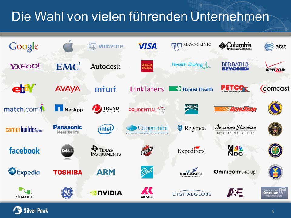 5 Die Wahl von vielen führenden Unternehmen