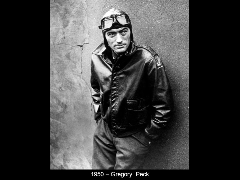 1950 – Gregory Peck