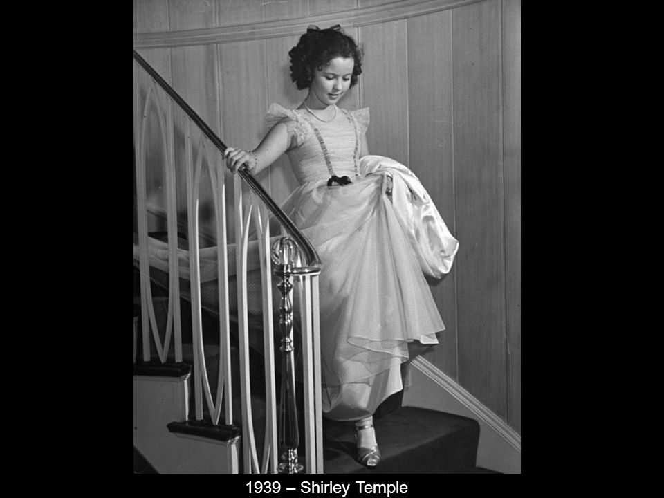 1939 – Shirley Temple