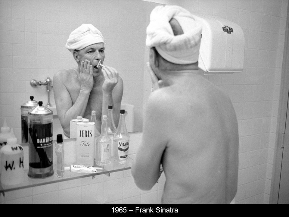 1965 – Frank Sinatra