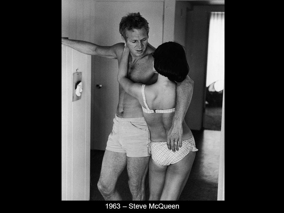 1963 – Steve McQueen