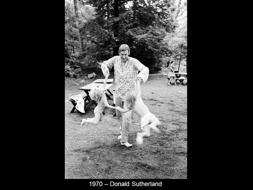 1970 – Donald Sutherland