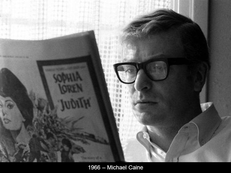 1966 – Michael Caine