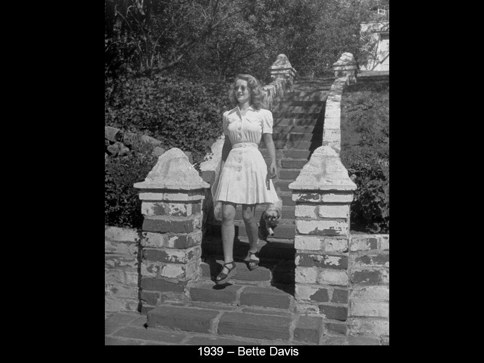 1939 – Bette Davis