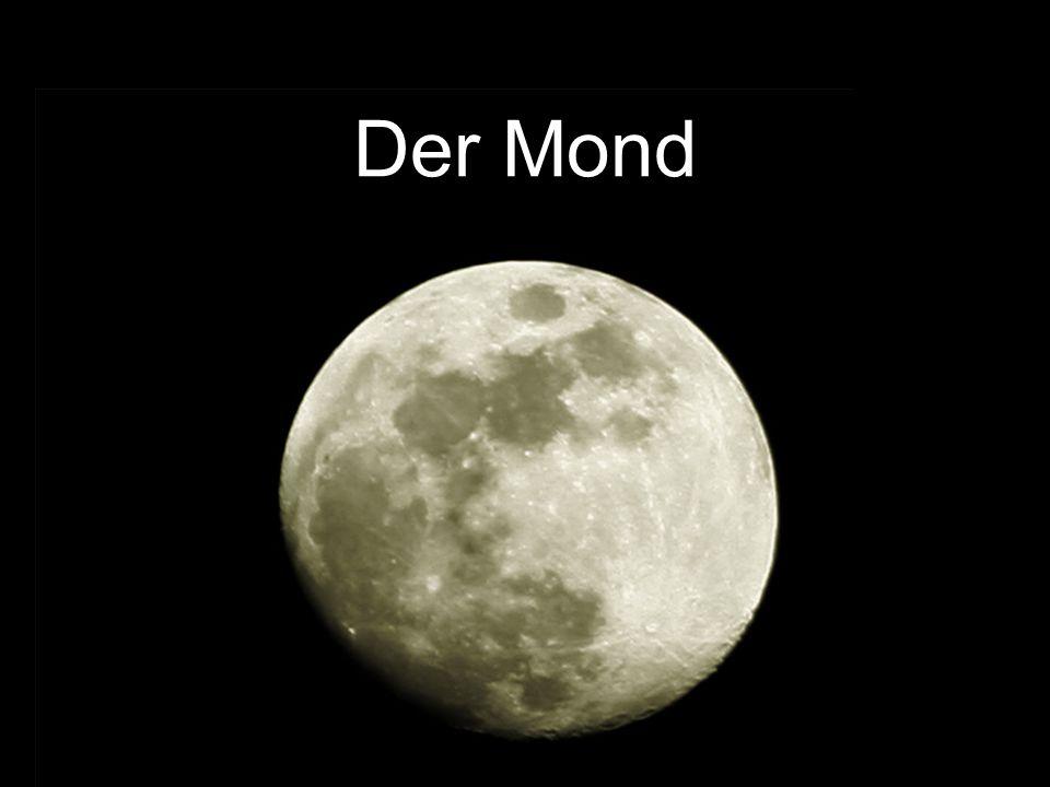 Gliederung 1.Allgemeines 2.Physik des Mondes 3.Oberfläche 4.Aufbau 4.1.Mondkruste 4.2.Mondmantel 4.3.Mondkern 5.Entstehung 5.1.