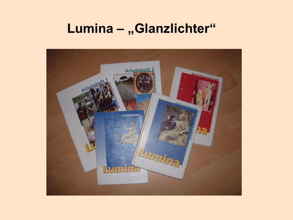 """Lumina – """"Glanzlichter"""""""