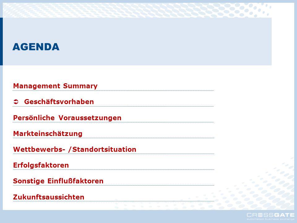 Businessplan HSG Isselburg Nies / Brunngraber V 0.1 – August 2010 Seite 16 …oder stattdessen volle Transparenz und Budgetsicherheit haben?