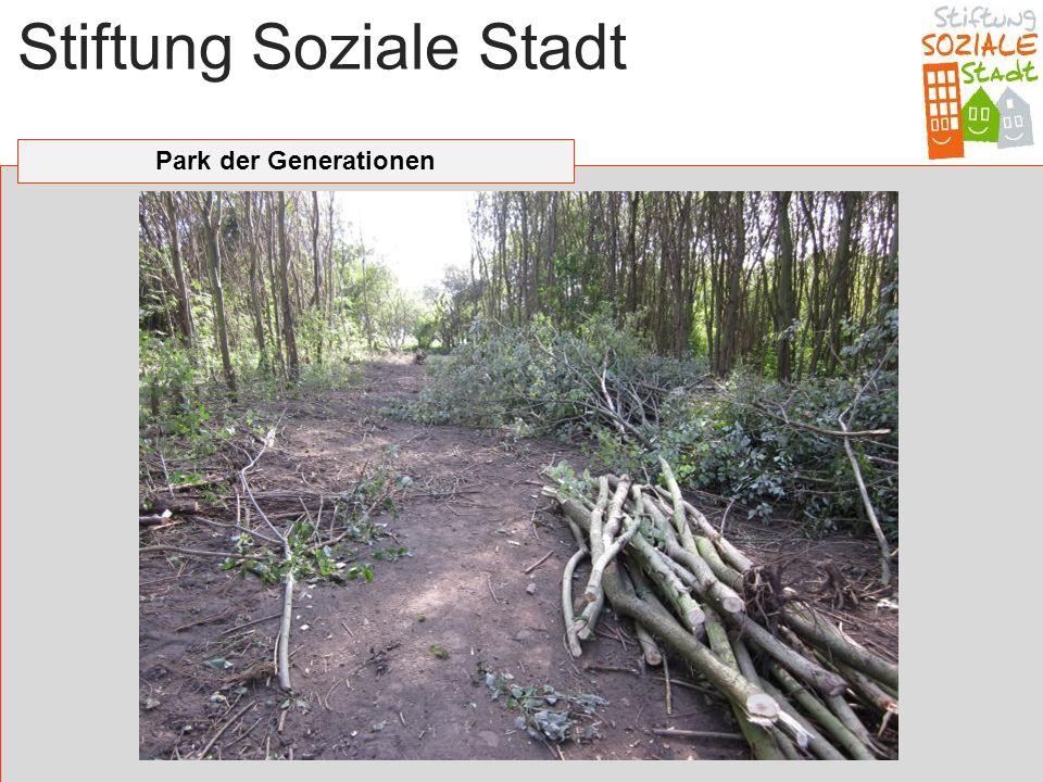 Stiftung Soziale Stadt Park der Generationen