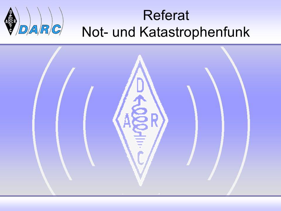 Michael Mike Becker DJ9OZ - Referat Not- und Katastrophenfunk2 10:00 – 10:30Notfunk im DARC (Entwicklung in Deutschland) 10:30 – 11:30Aufbau einer Funkstation für Portabel- und Notfunkbetrieb mit autarker Stromversorgung 11:30 – 12:00Notfunk im Rahmen einer BOS-Übung 12:00 – 12:30Formulare (Templates) bei digitalen Betriebsarten 12:30 – 13:00Digitale Betriebsarten im Notfunk (weitere Entwicklung) 13:00 – 13:30Winlink über UKW - mit einem regionalen RMS Mailserver 13:30 – 14:00Notfunk im Wohnmobil (IG Amateurfunk im WoMo) anschließend Besichtigung des Wohnmobils Notfunk-Universität 2014 NF-Referat V3.1 (oz) 24.6.14