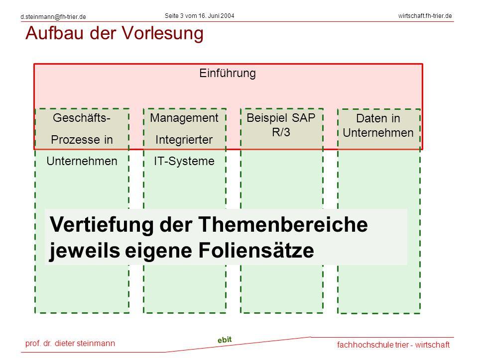 prof.dr. dieter steinmann Seite 74 vom 16.