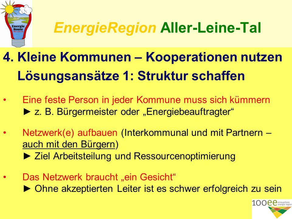 EnergieRegion Aller-Leine-Tal 4.
