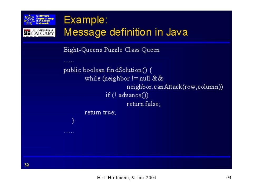 H.-J. Hoffmann, 9. Jan. 200494